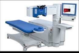 Excimer laser para cirurgia de miopia, hipermetropia, astigmatismo e presbiopia